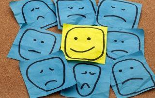 איך לשמור על גישה חיובית גם במצבים קשים ?