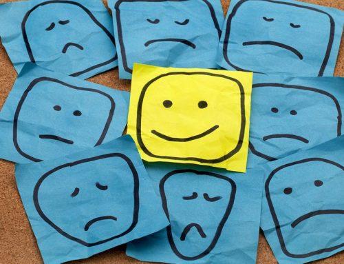 איך לשמור על גישה חיובית גם במצבים קשים?